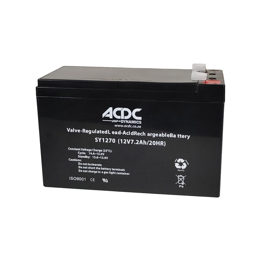 Sealed Lead Acid Battery - 12V