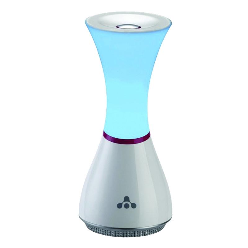 Rechargeable 7 Colour LED Night Light & Speaker