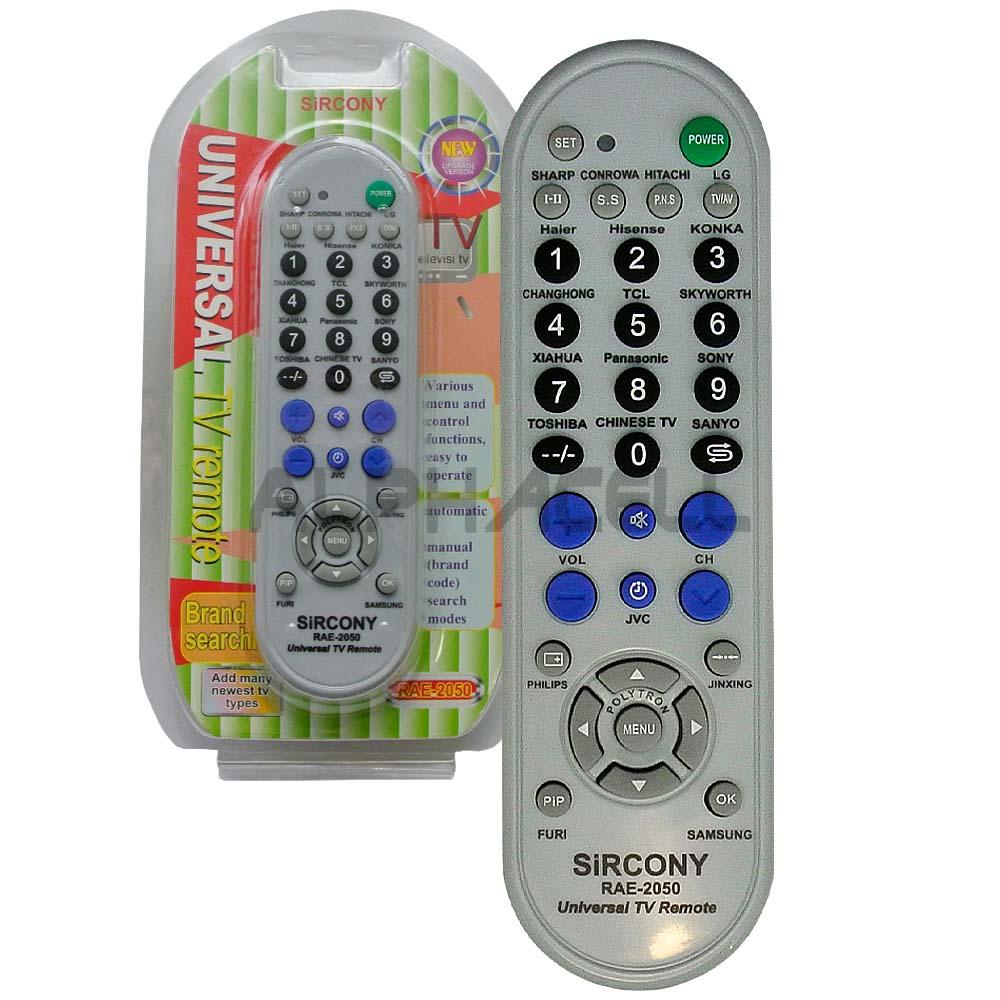 REMOTE - Universal TV