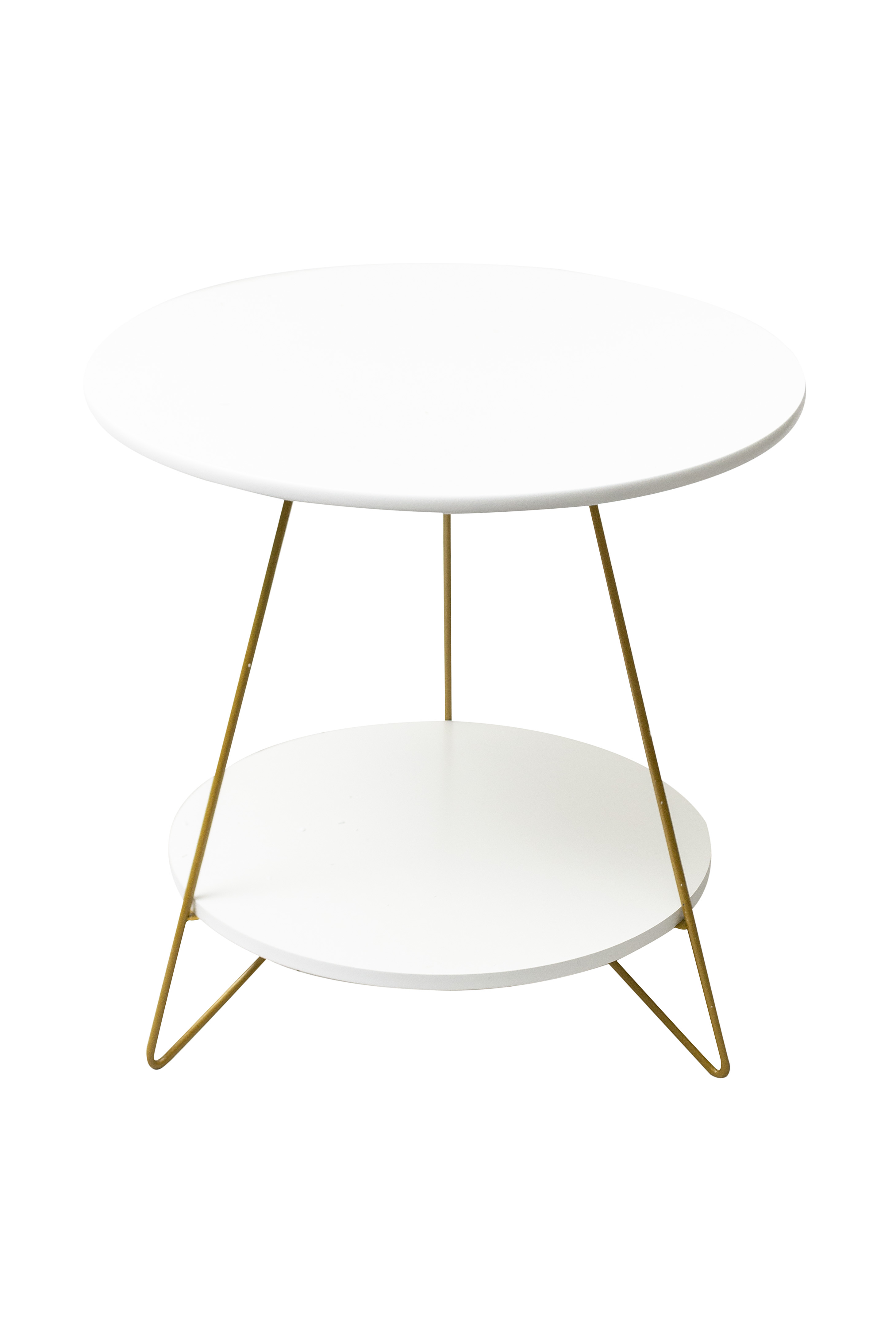 Capital 2 Tier Side Table - Large