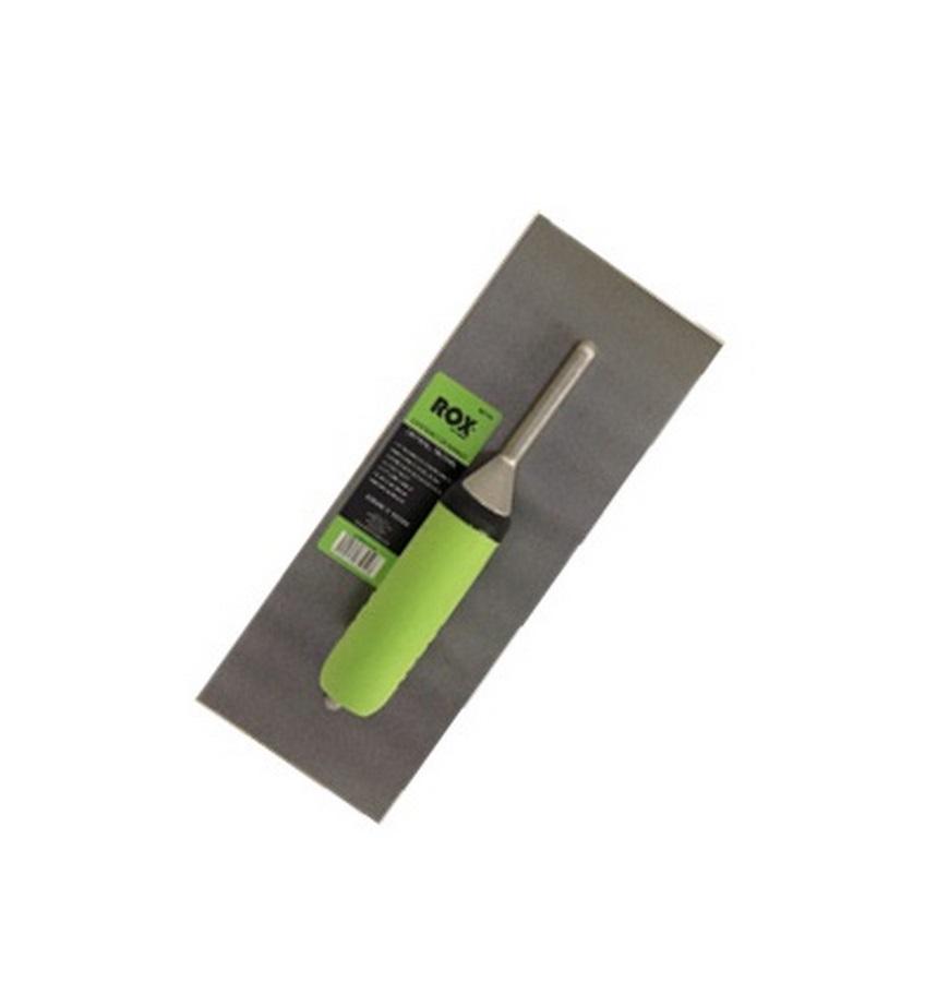 Rox® drywall trowel - contractor range - 300mm x 115mm - carbon steel blade - TPE handle