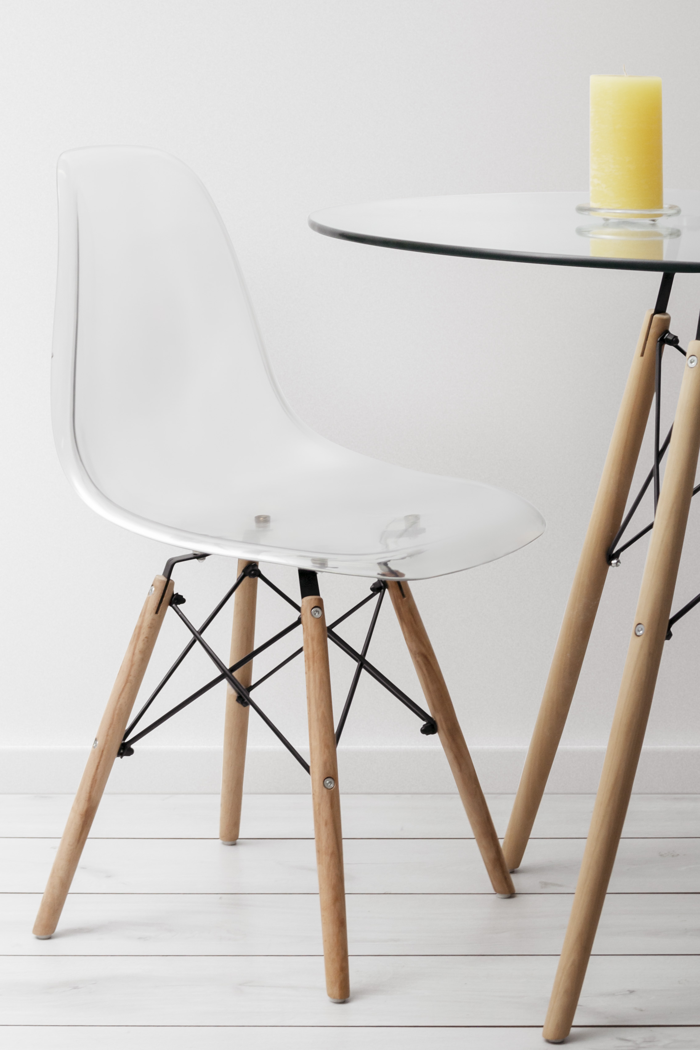 Emma Replika Ghost Chair