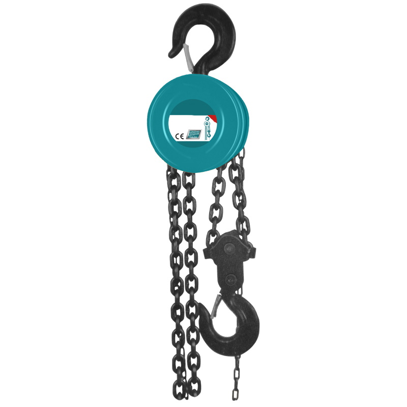 Total Tools Chain Block 2 Ton