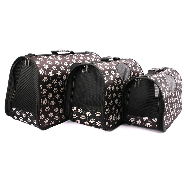 3Pcs Collapsible Pet Carrier Bag