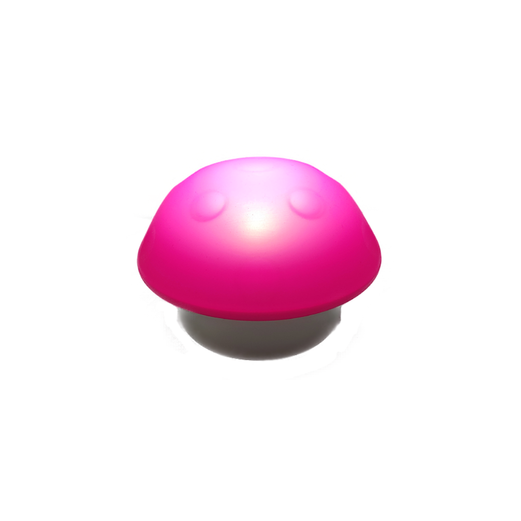 LED Mushroom Shaped Night Light - Pink