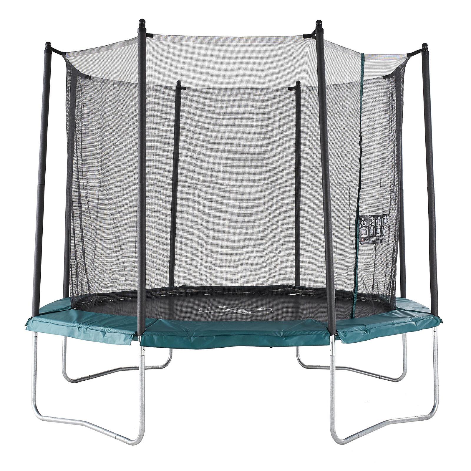 Octagonal trampoline 300
