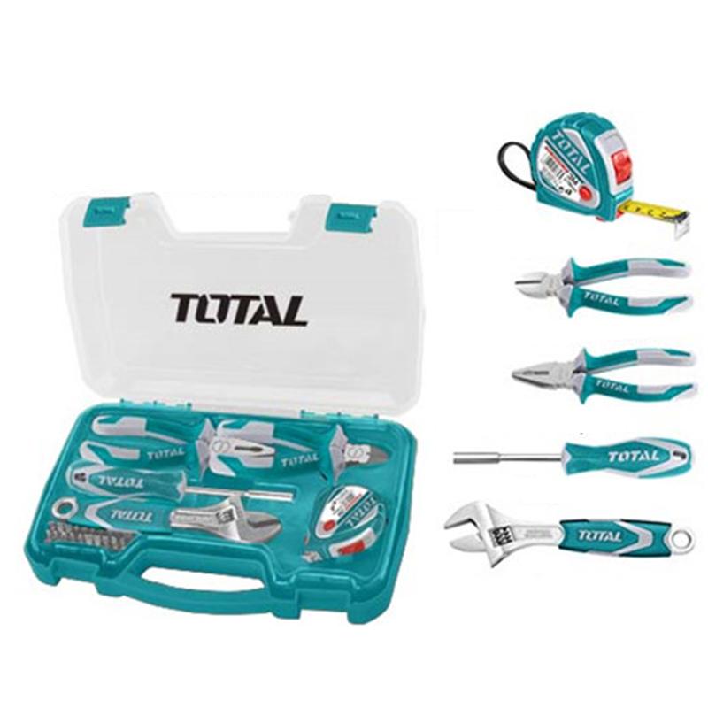 Total Tools Hand Tools Set 25Pcs Industrial