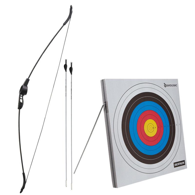 GEOLOGIC Discovery 100 archery set