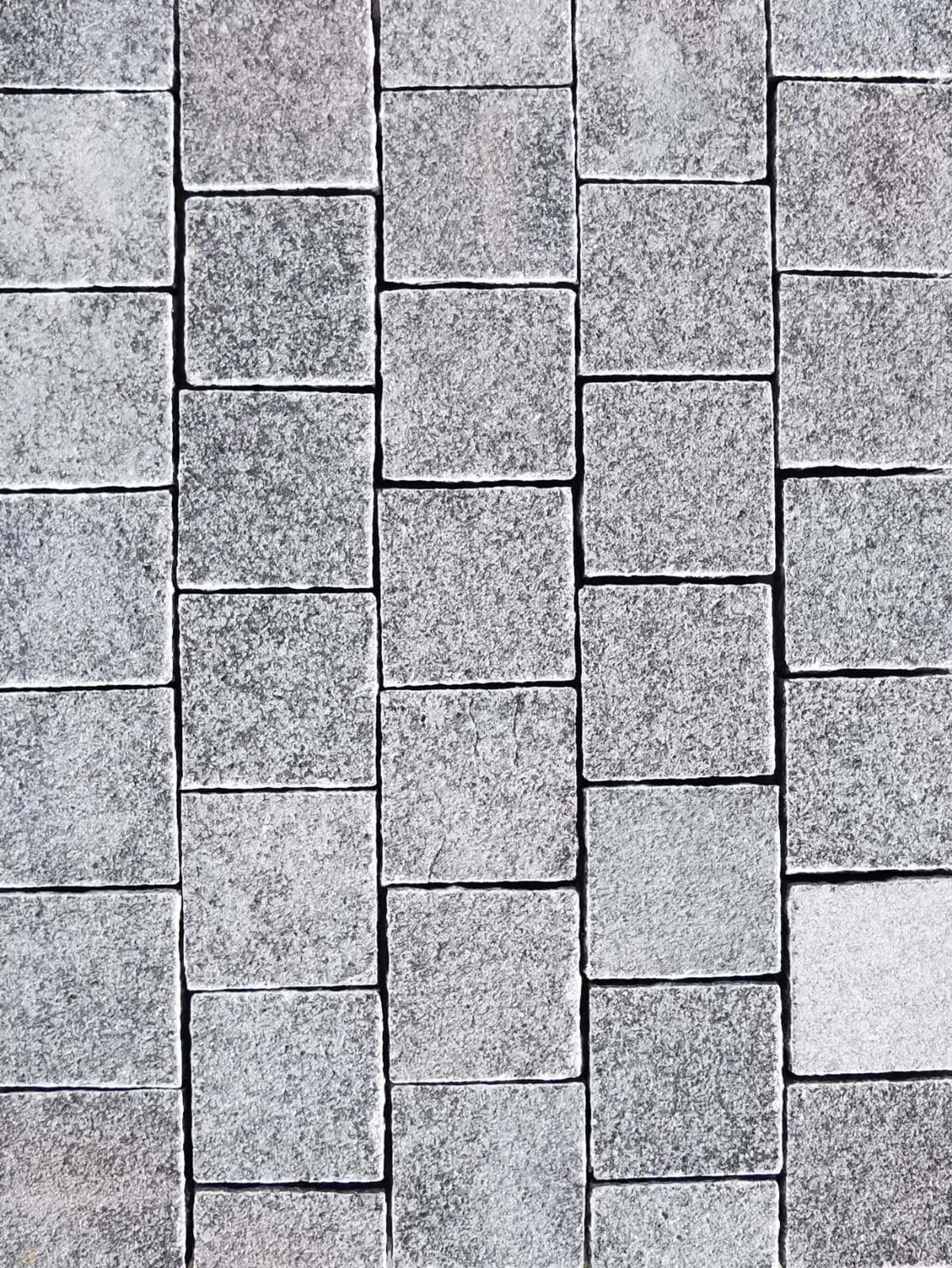 Granite Paver Square