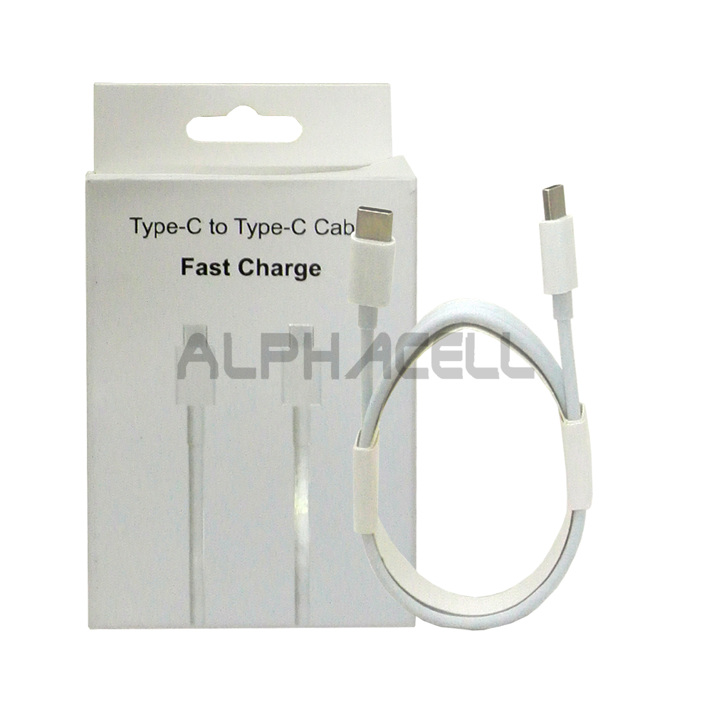 CABLE - TYPE C to TYPE C Fast