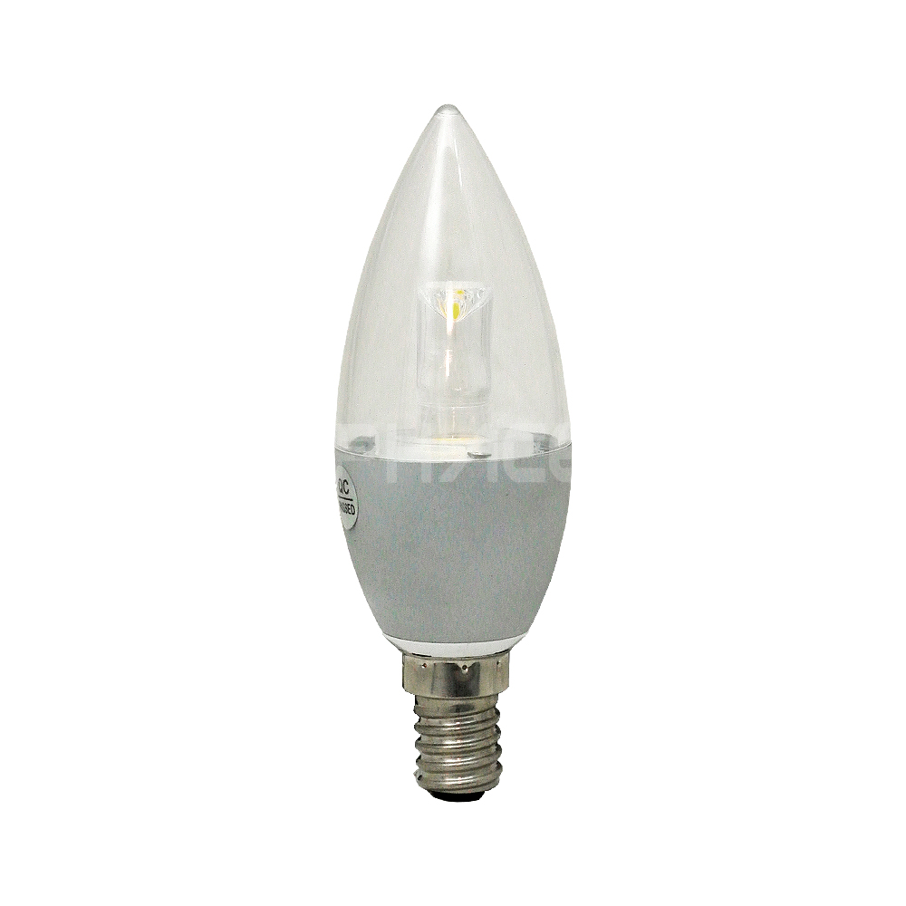 B22 Candle LED 5w Warmwhite dimmable FROSTED