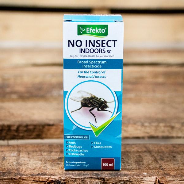 Efekto - No Insect Indoors 100ml