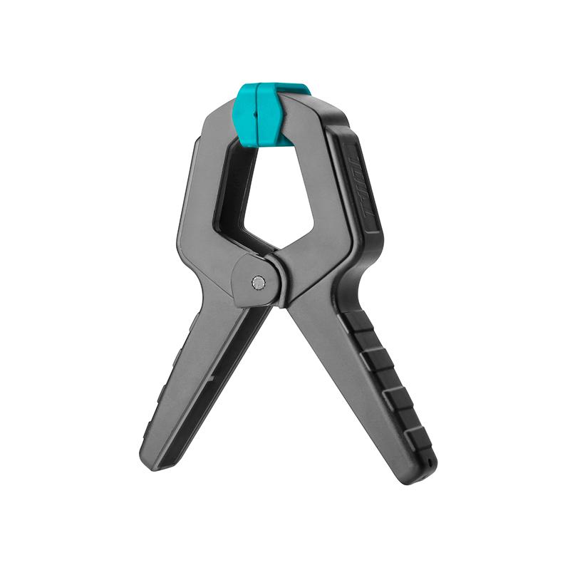 "Total Tools 10 Pcs Spring clamp 6"""
