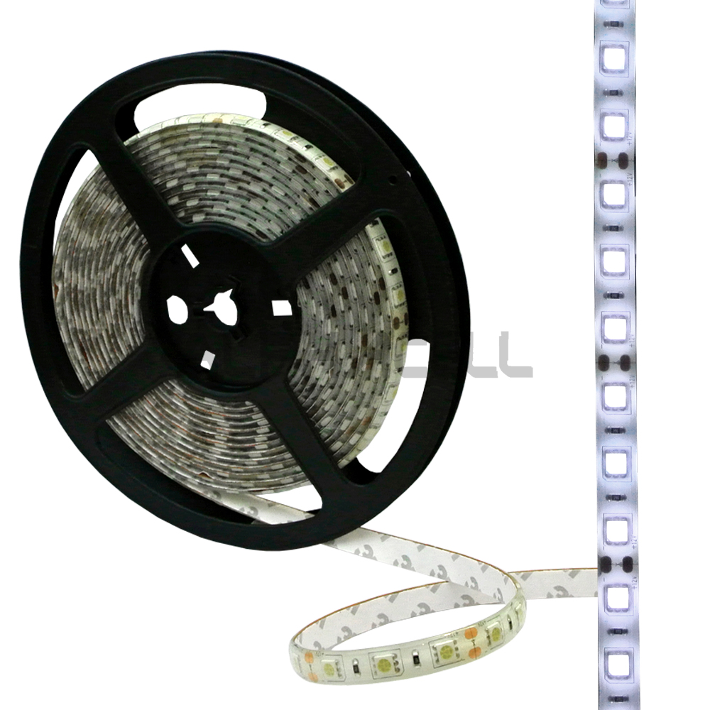Strip light COOLWHITE p/metre(60led) WATERPROOF (Driver not included)