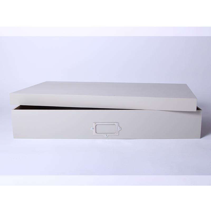 Art Storage Box - Painted- Wood
