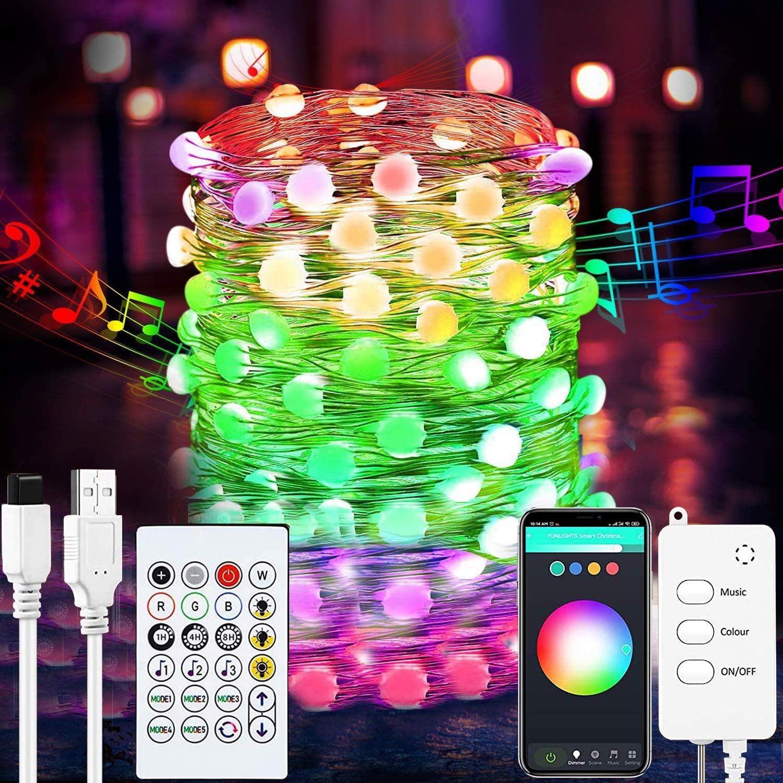BNETA IoT Smart LED Fairy Lights (10 meter)