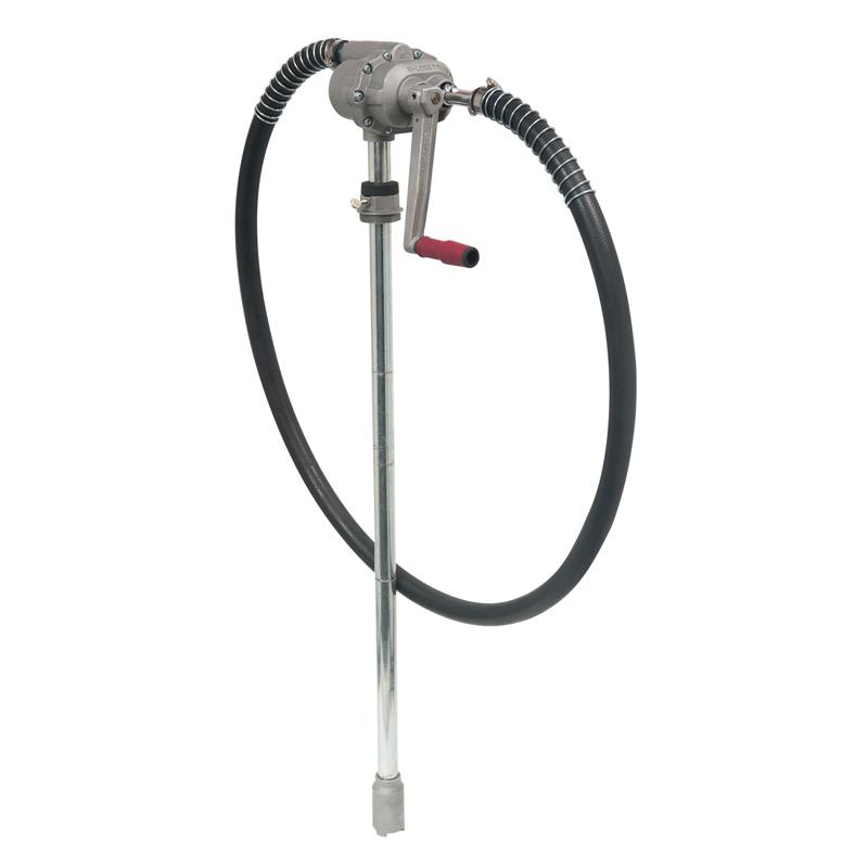 Axion Hi-Speed Refuelling Drum Pump for Diesel, Petrol & Oils