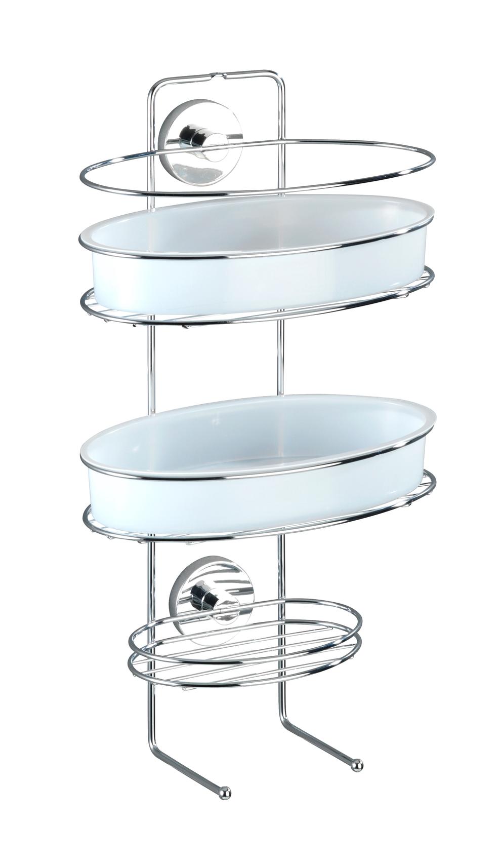 Wenko - Vacuum-Loc® Shower Service Milazzo