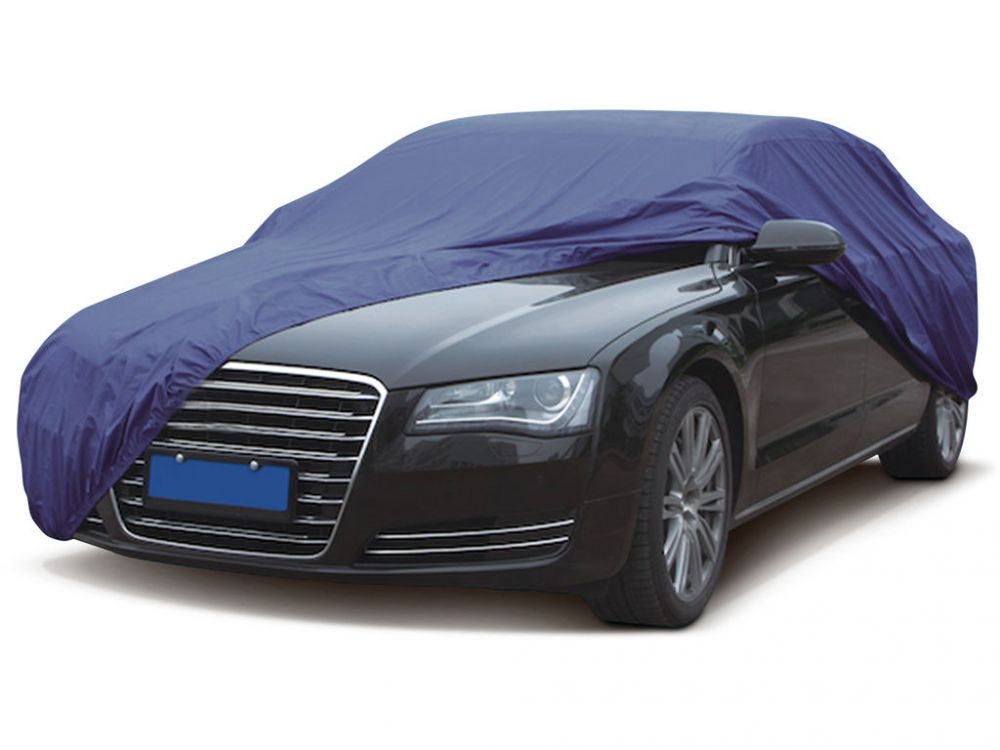 Autokraft All Weather Nylon Car Cover (4x4 and SUV)