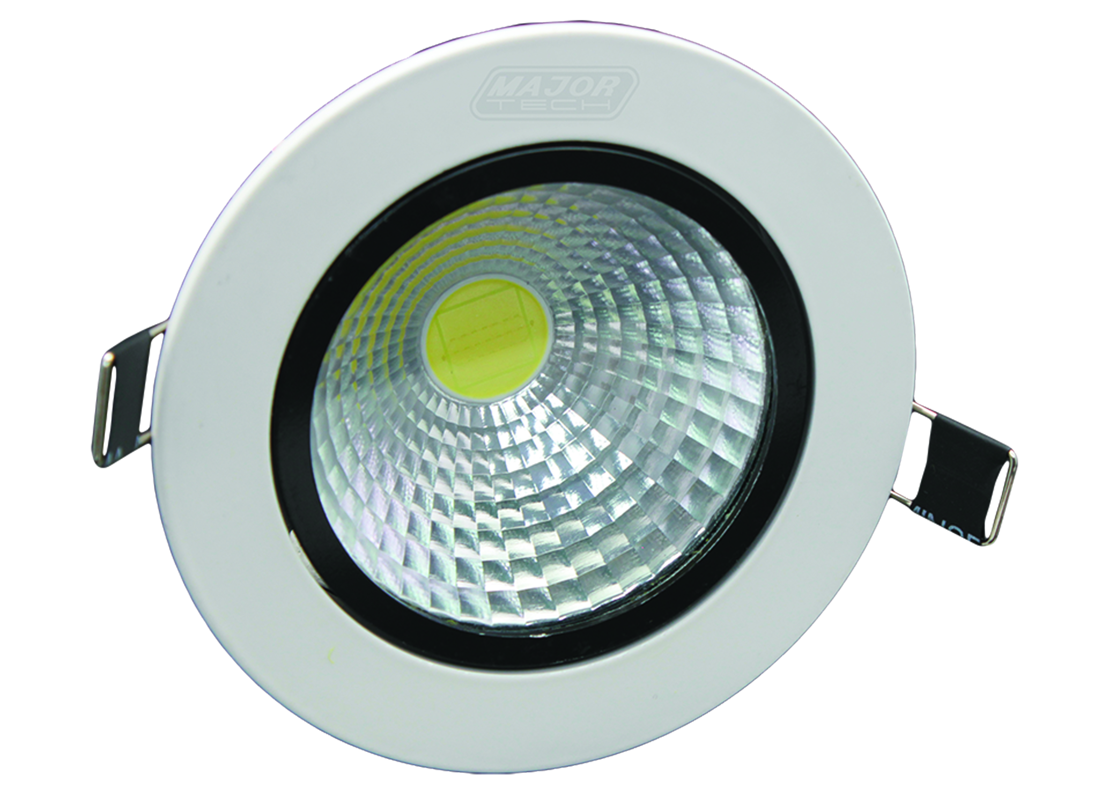 Non-Dimmable Bathroom Cool White Ceiling Lights (C2W-3C) - VETi