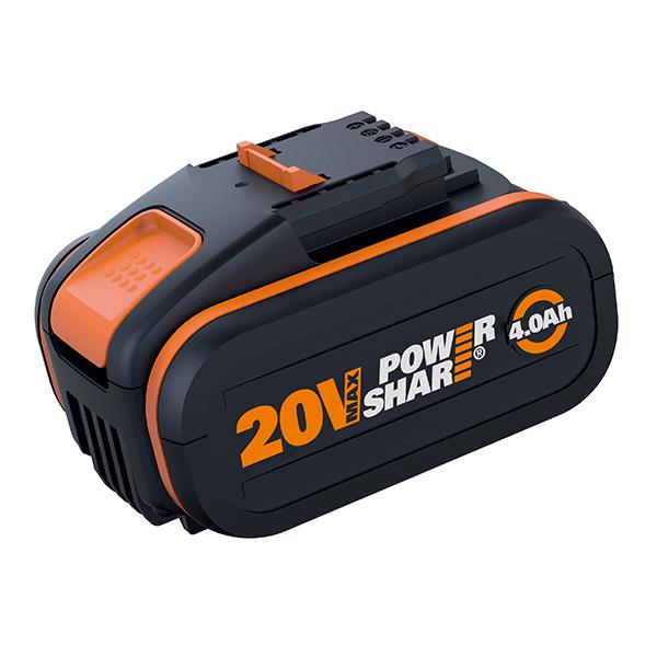 Battery Pack 20V 4.0Ah Worx