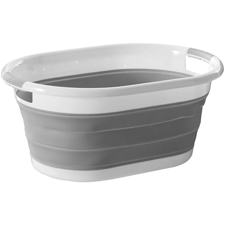 Collapsible Laundry Basket Washing Tub