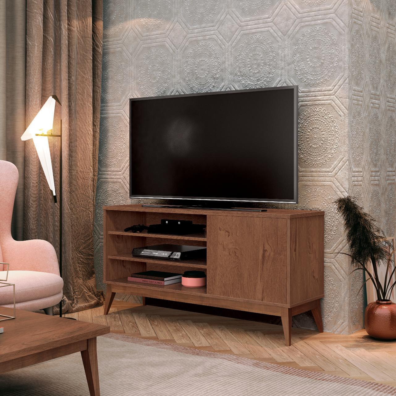Click Furniture TV Unit Vinci Natural