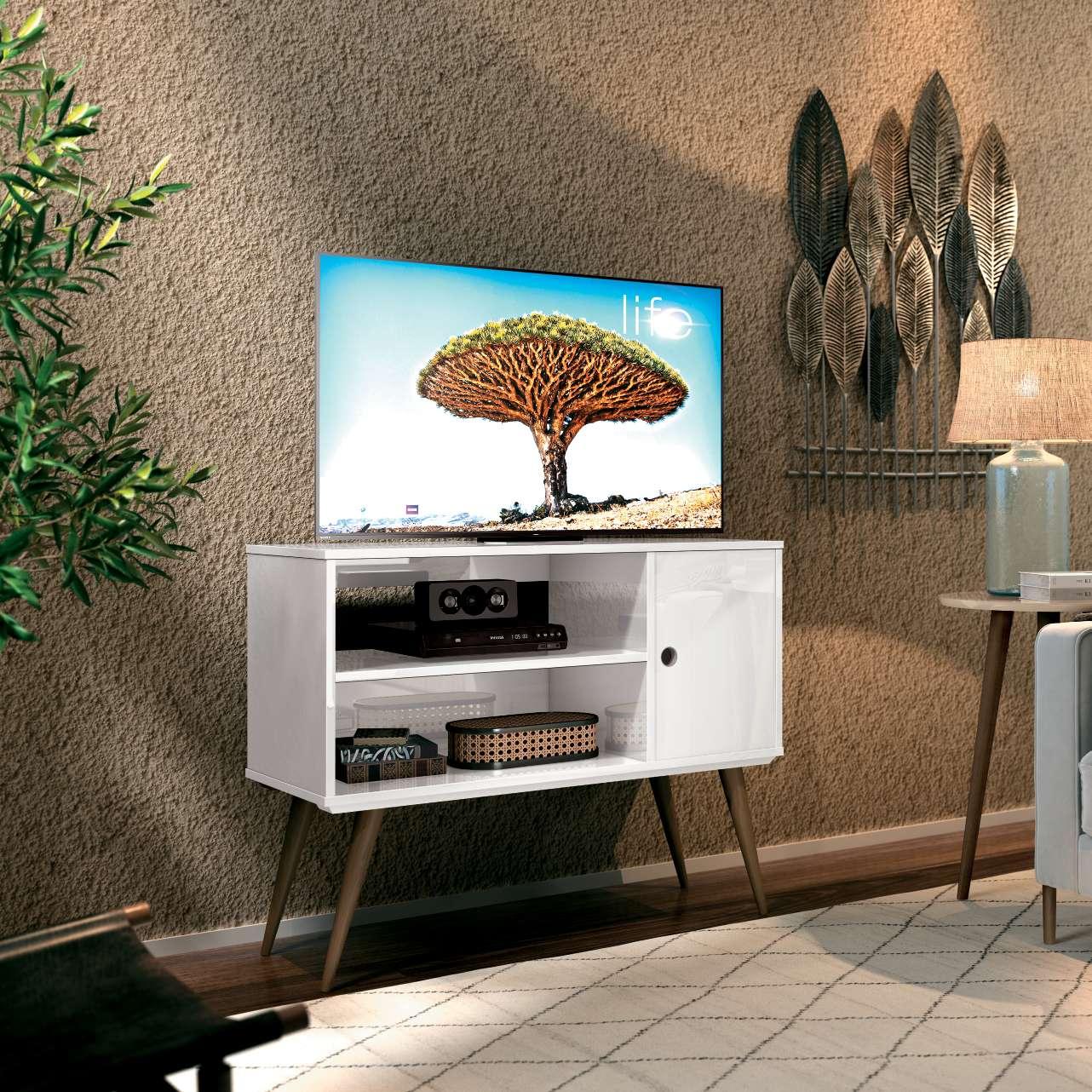 TV Unit Reale White