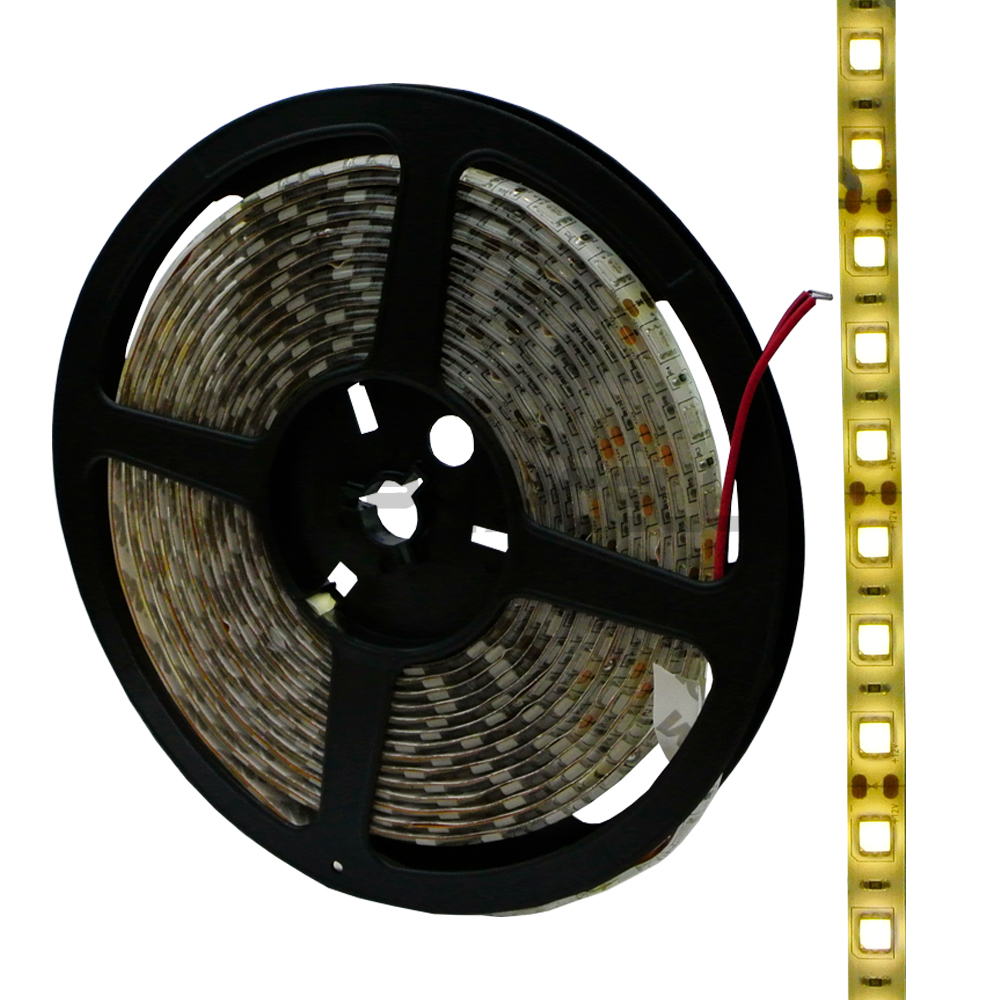 Strip light WARMWHITE p/metre(60led)WATERPROOF (Driver not included)