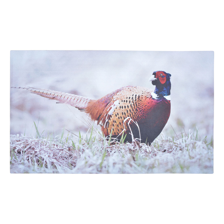 Doormat 'Pleasant Pheasant'