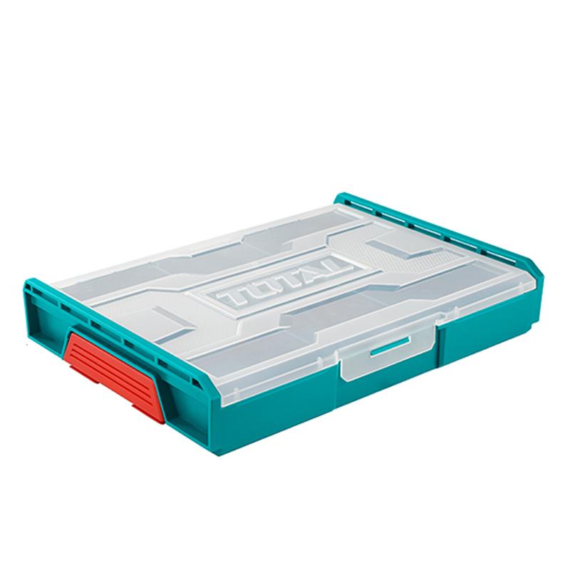 Total Tools Stackable Plastic Box