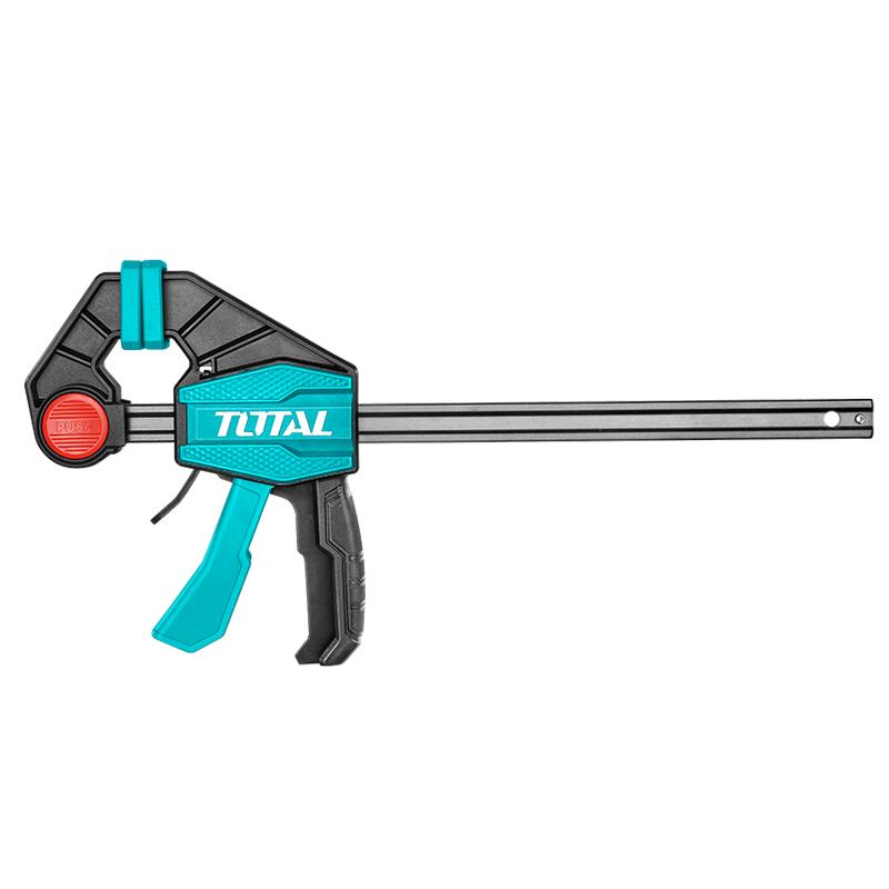 Total Tools Quick Bar Clamps 63x450mm
