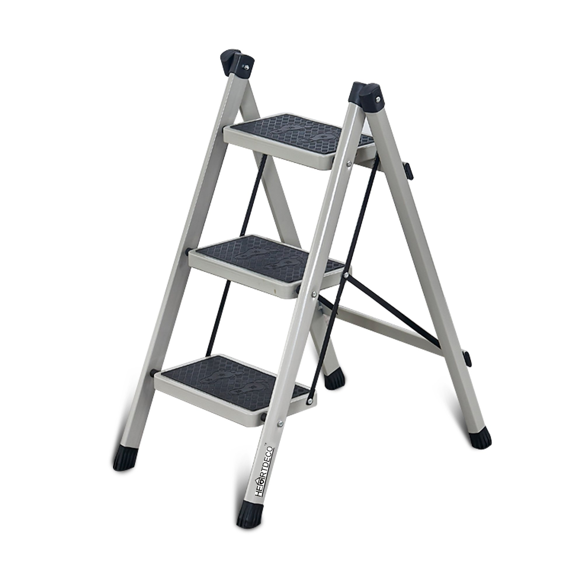 Portable Folding 3 Step Stool Ladder