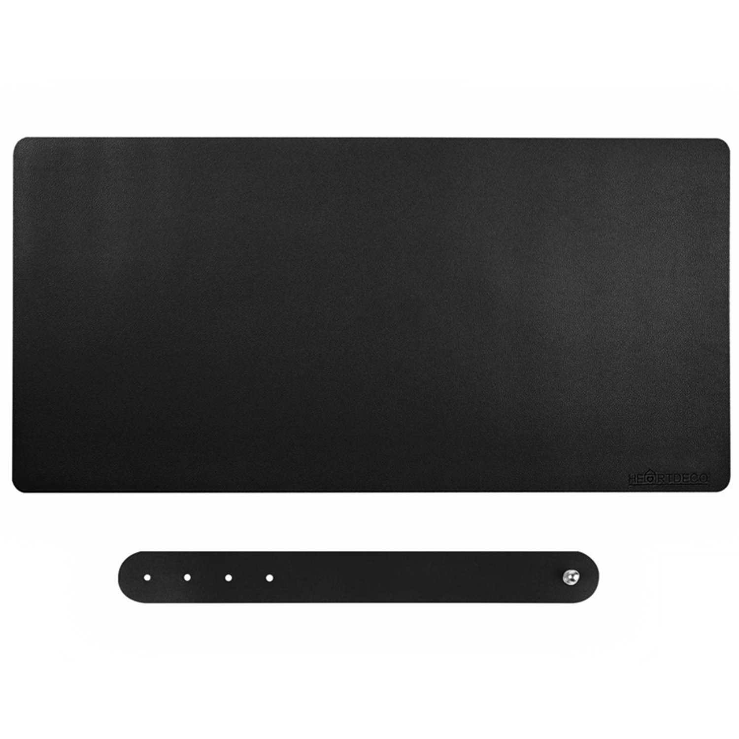 Large PU Leather Desk Mouse Pad Comfortable Writing Mat