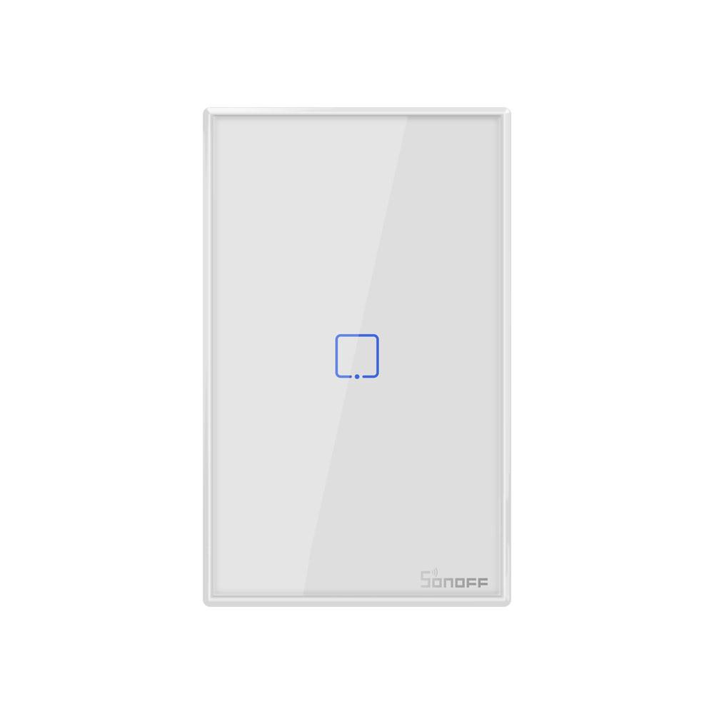 Sonoff Smart Light Switch White 1CH WiFi\RF433 T2US1C