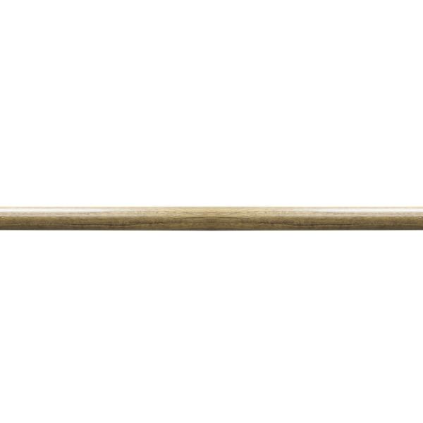 34 mm Wood Pole NATURAL OAK 1.5m