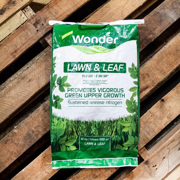 Wonder - Lawn & Leaf (7:1:3) 10KG