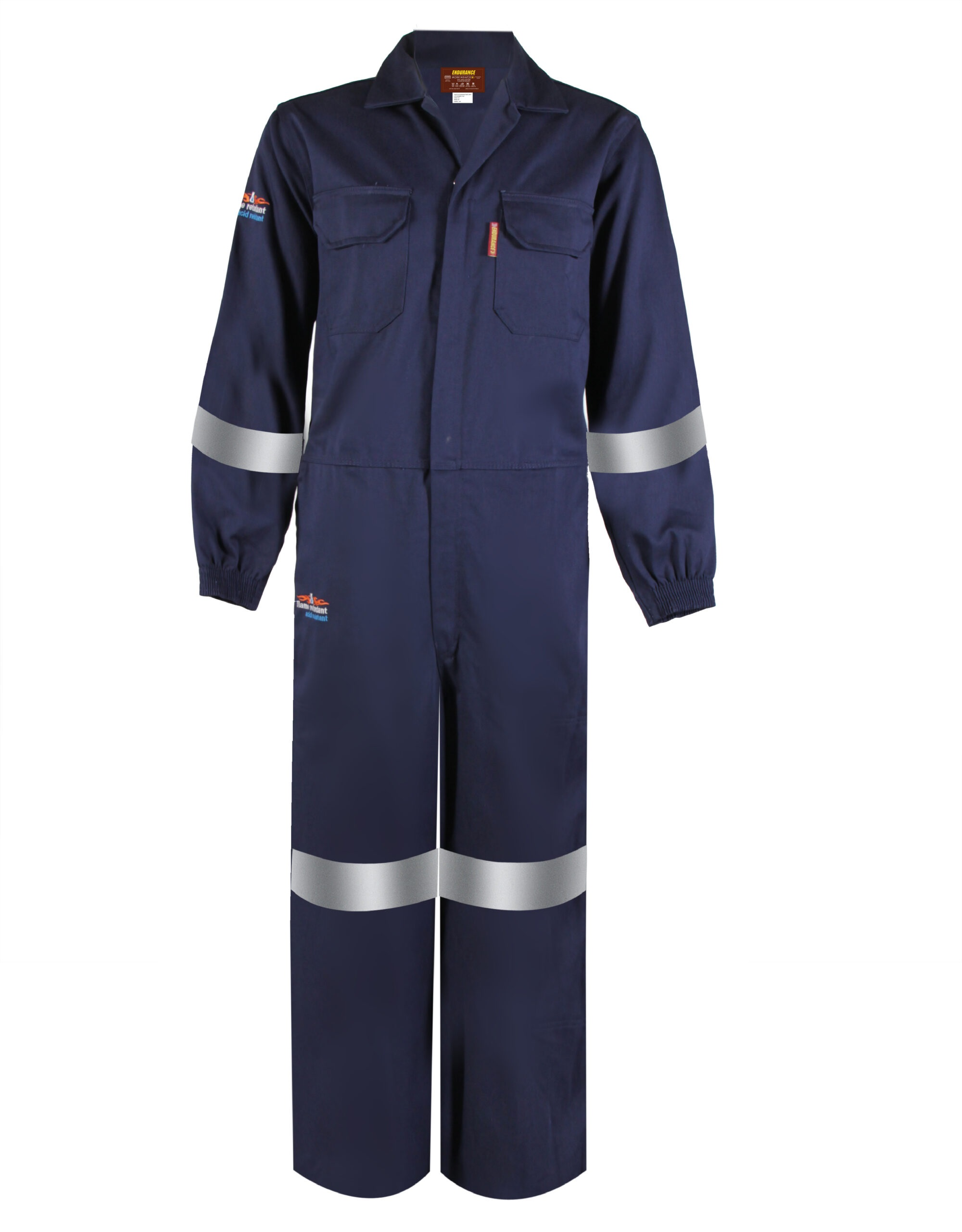 ENDURANCE Flame & Acid SABS Approved Boilersuit Size 36