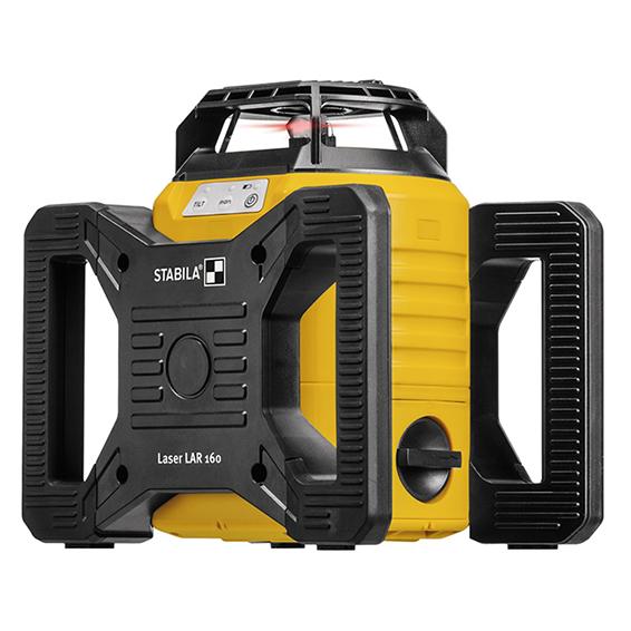STABILA LAR 160 rotation laser, 5-piece set