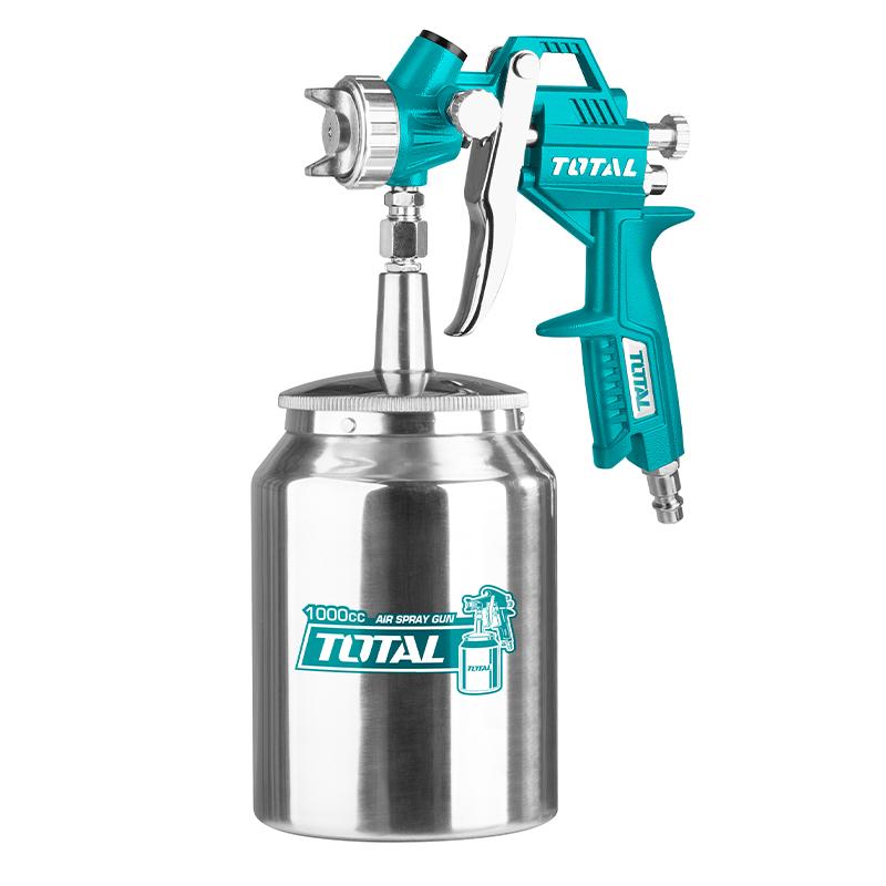 Total Tools Spray Gun 1000cc 1.5mm