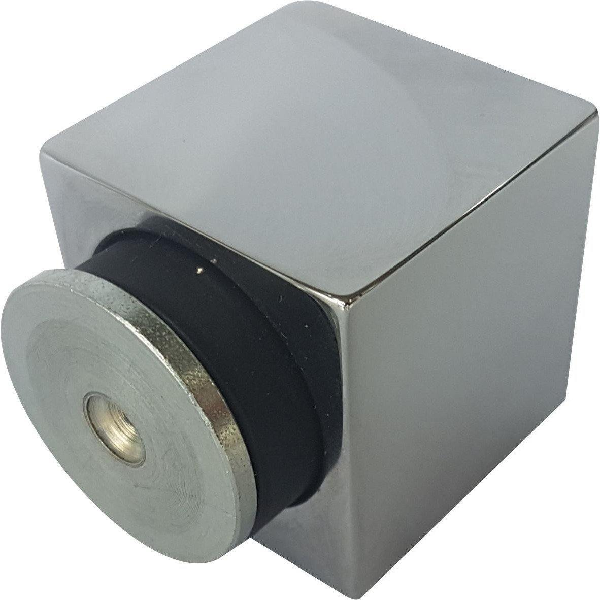 Italian magnetic door stop - cube