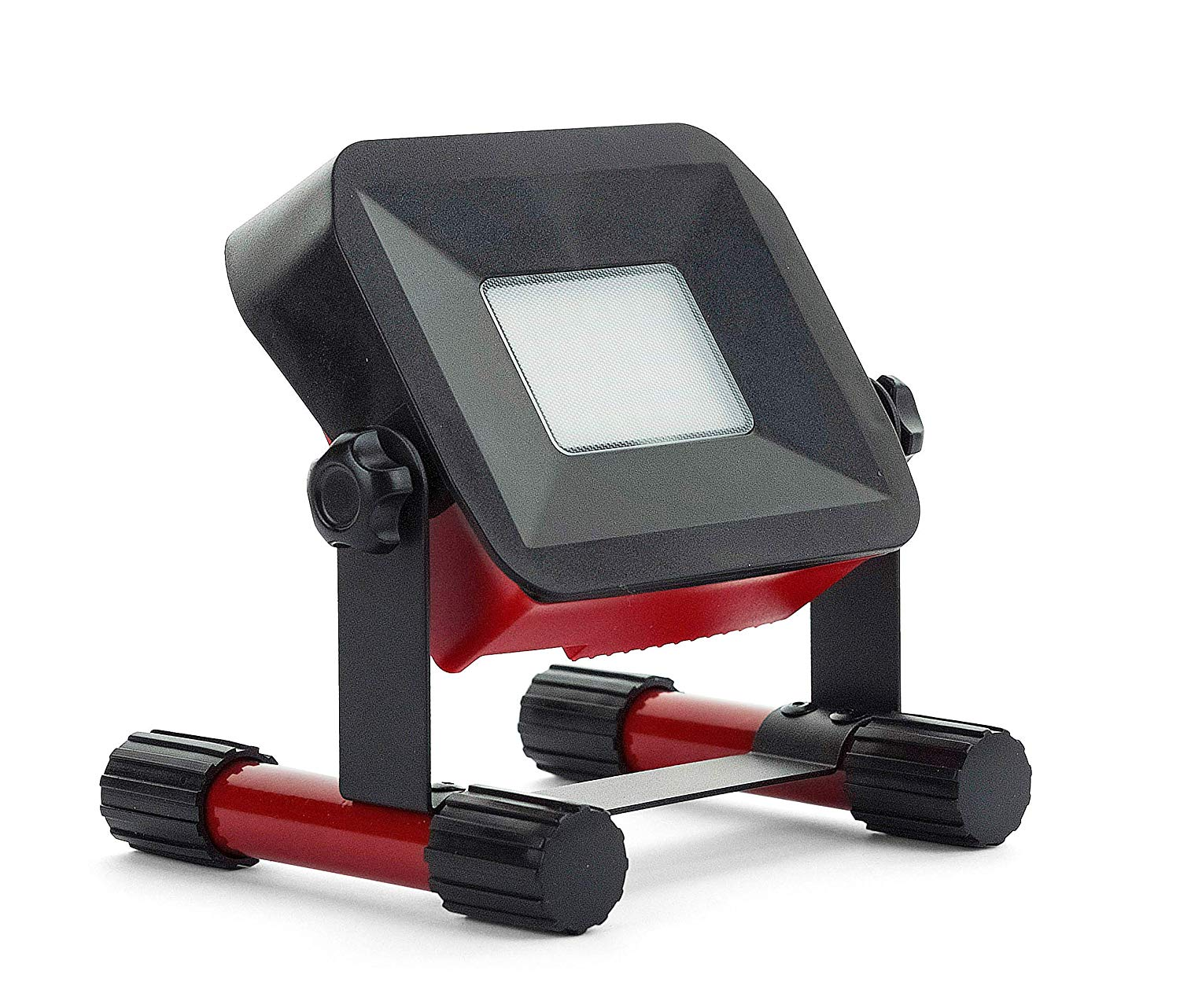 Luceco - Slimline Portable 10W Led Worklight - Usb Rechargeable & Built-In Powerbank