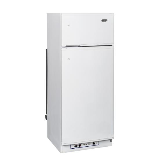 Zero Appliances 230Ltr Gas & Electric Fridge/Freezer