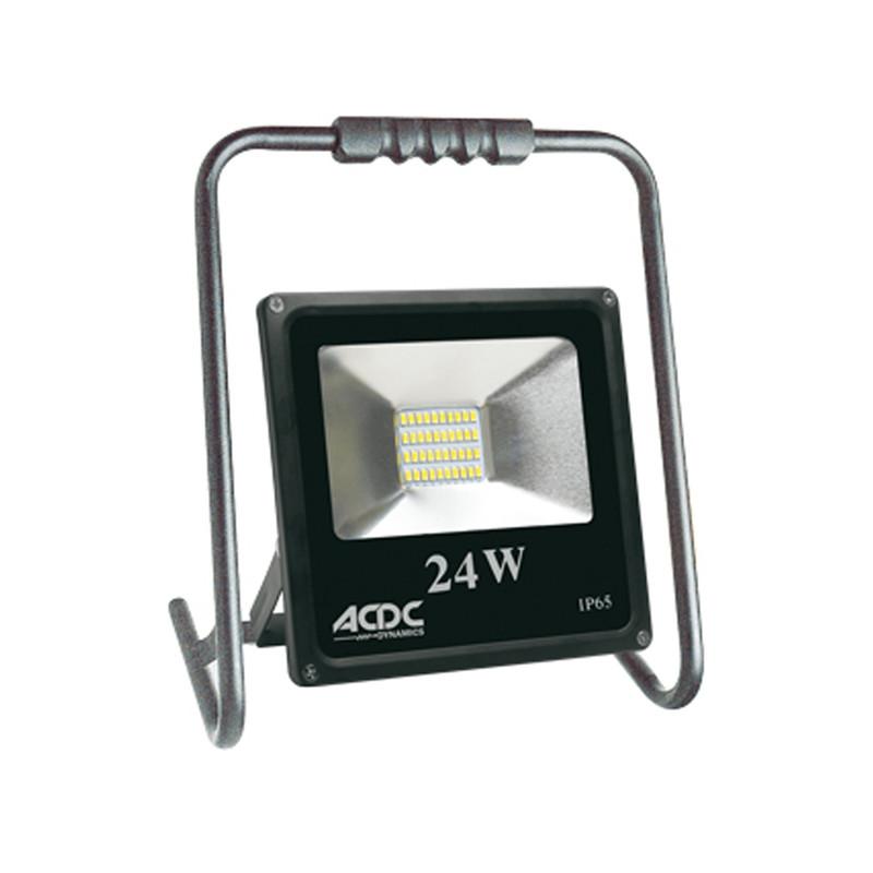 24W Die Cast Warm White Aluminium Floodlight