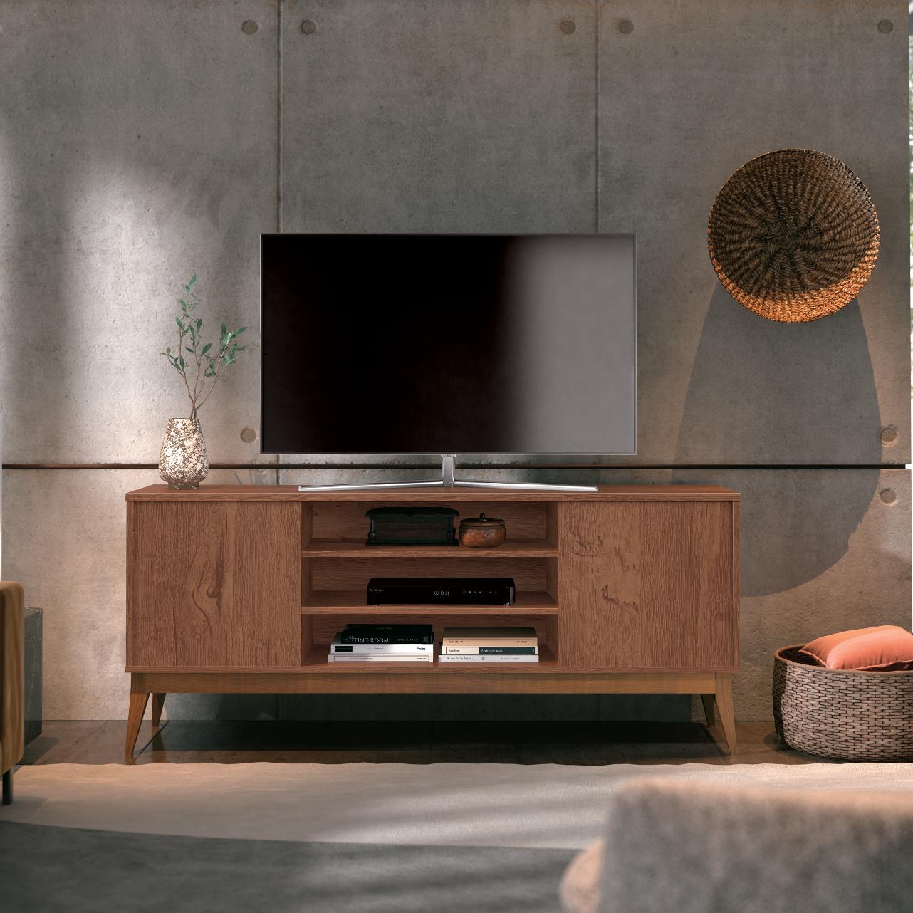 TV Unit Titan Naturale