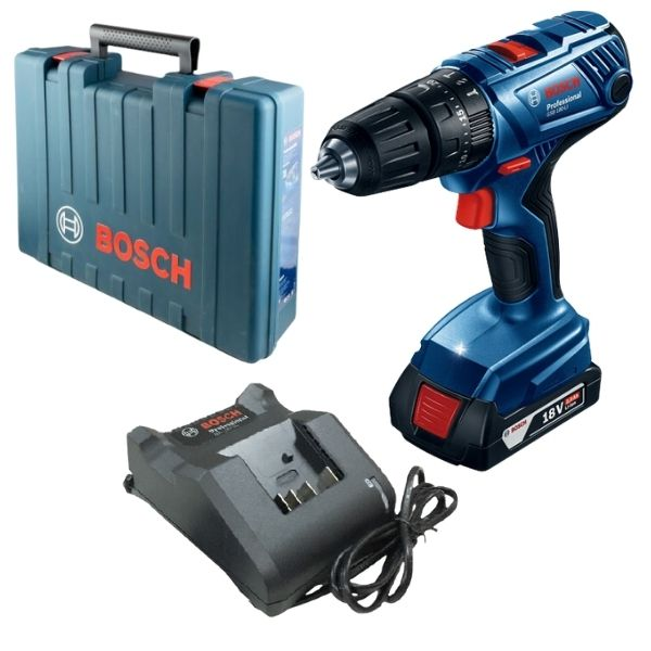 Bosch - Professional 180 - LI Cordless Combo Drill Kit - (18V)
