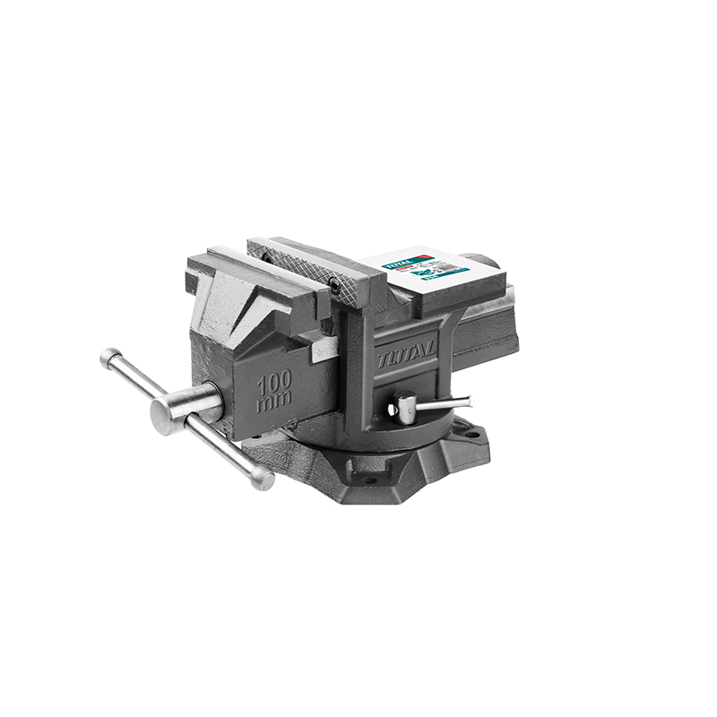 """Total Tools Bench Vice 100mm 4"""""""
