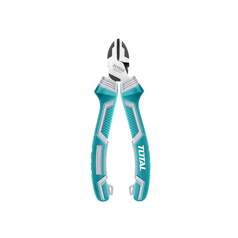 """Total Tools Diagonal Cutting Pliers 6""""/160mm High Leverage"""