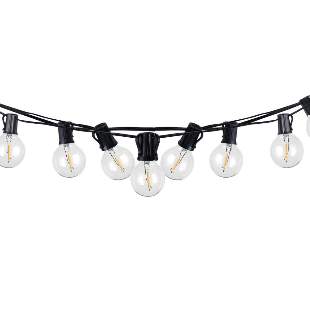 Litehouse Vintage 16 LED Bulb String Lights - 5m