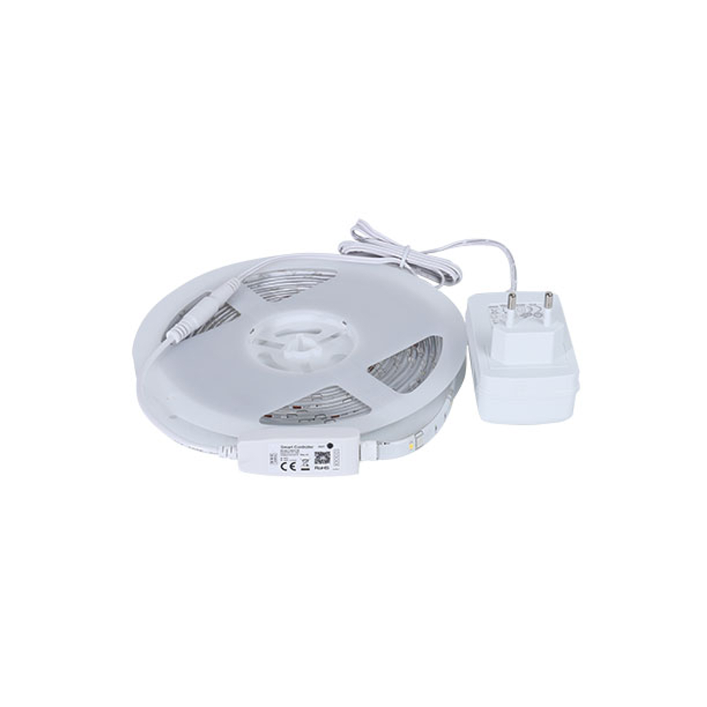 LED RGBW Colour Changing Smart Strip Kit with Wifi - RGBW